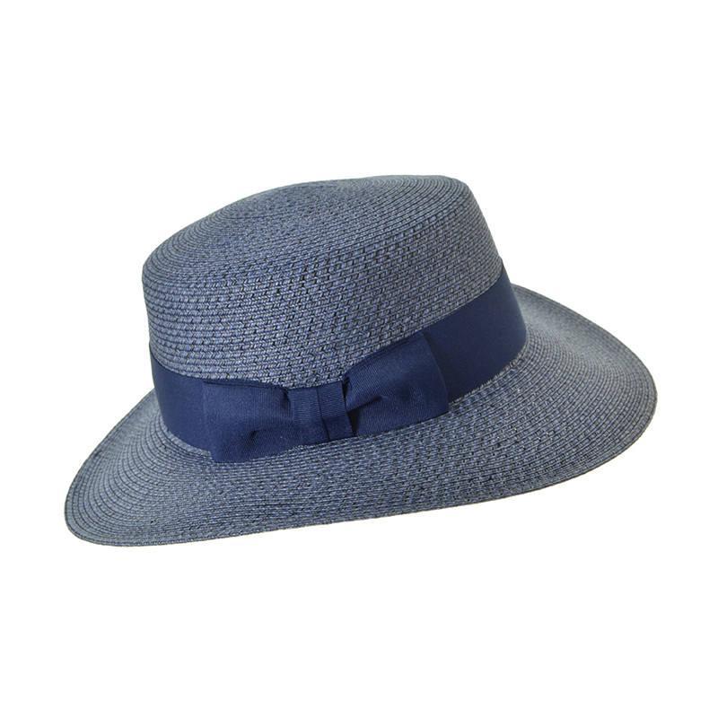 Waterproof hat Seeberger blue Seeberger clfUuNZJ