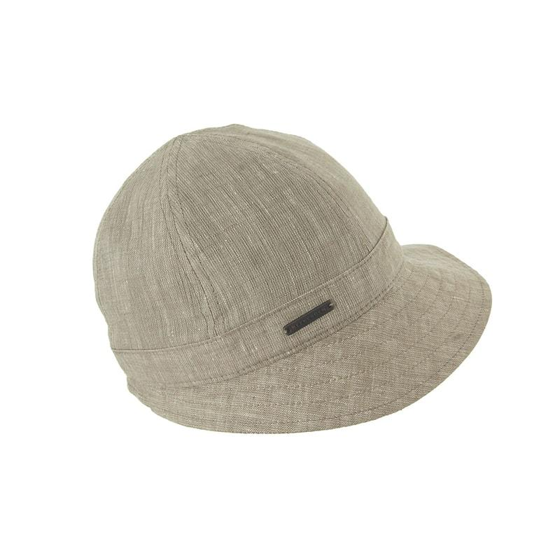 Gorro Seeberger mujer gris Seeberger