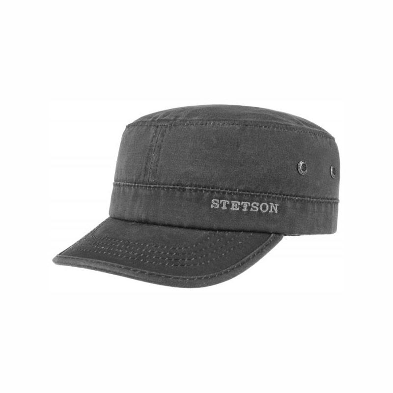 Stetson grey military cap Brands Stetson
