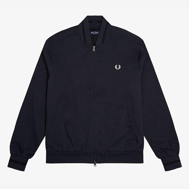 Cazadora  Fred Perry azul  Fred Perry