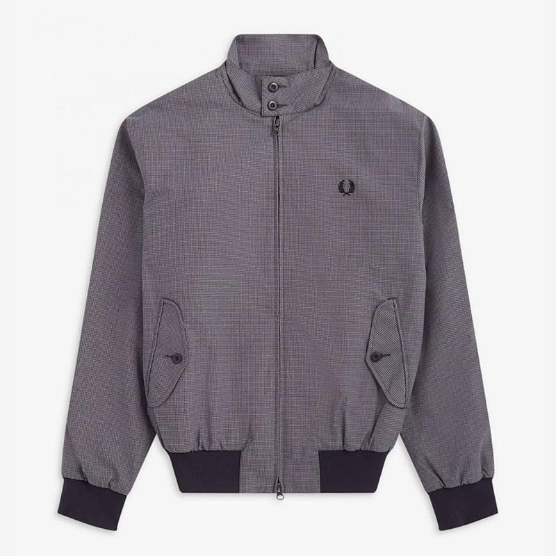 Cazadora  Fred Perry gris Fred Perry