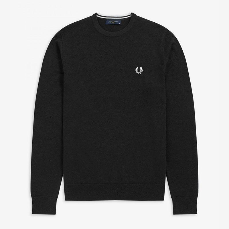 Jersey Fred Perry azul Fred Perry