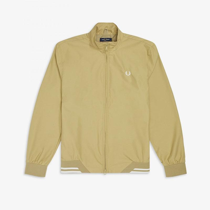 Cazadora verano Fred Perry beige Fred Perry