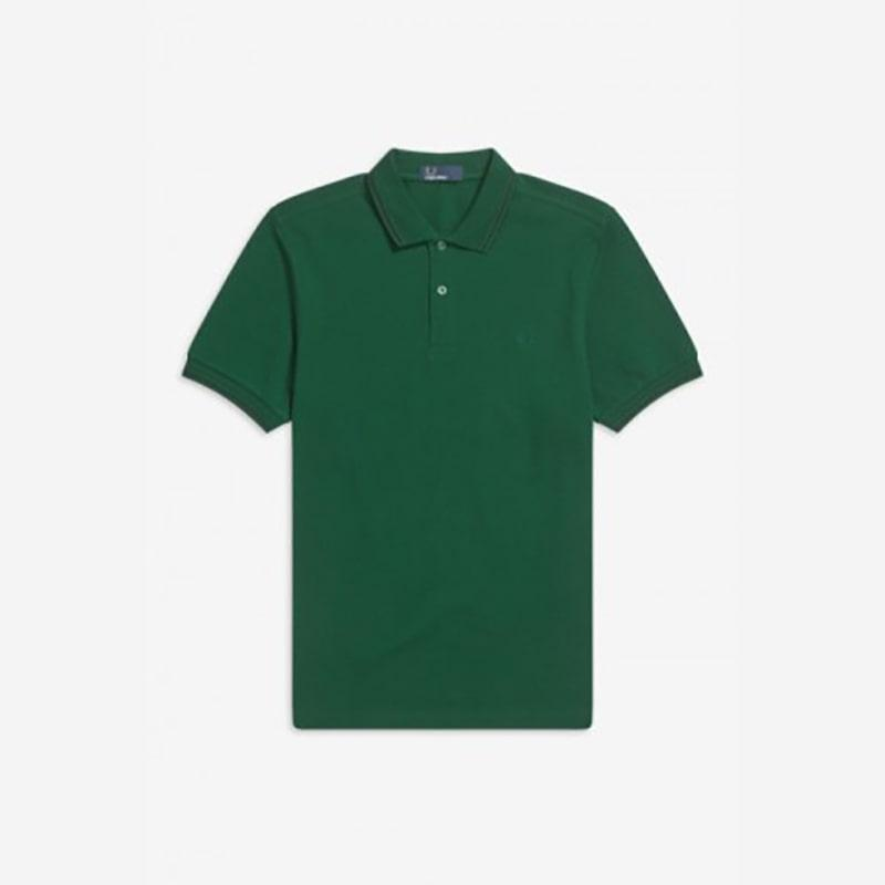 Green polo short sleeve   Brands Fred Perry